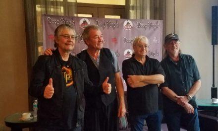 Mítica banda 'Deep Purple' llega a México; próximo concierto en Mérida