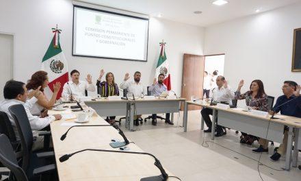 'Luz verde' en comisiones a cambios en administración pública de Yucatán