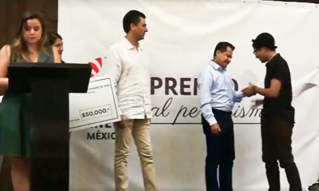 Destaca Yucatán en premio regional de periodismo 2018; gana LECTORMX.com