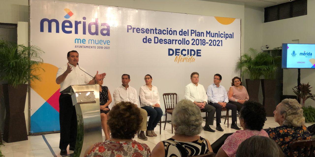 'Deciden' ciudadanos Plan Municipal de Desarrollo de Mérida