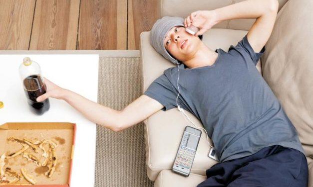 ¿Qué deben comer las personas sedentarias?
