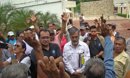 Denuncian a funcionarios por violación de estándares de consulta indígena
