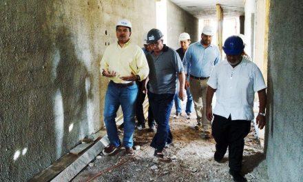 Comedor comunitario en zona vulnerable de Mérida