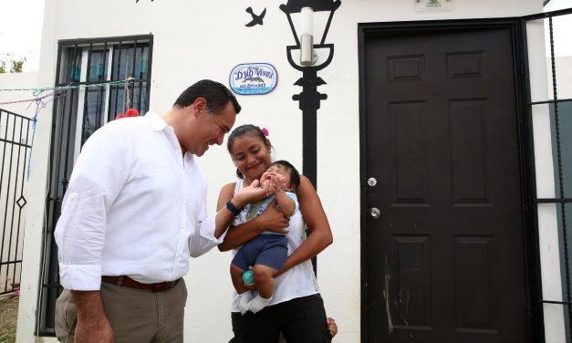 Pagar predial a tiempo en Mérida, traerá seguro de vivienda