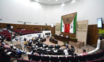 Cierra Legislatura periodo ordinario y prepara análisis de Presupuesto estatal