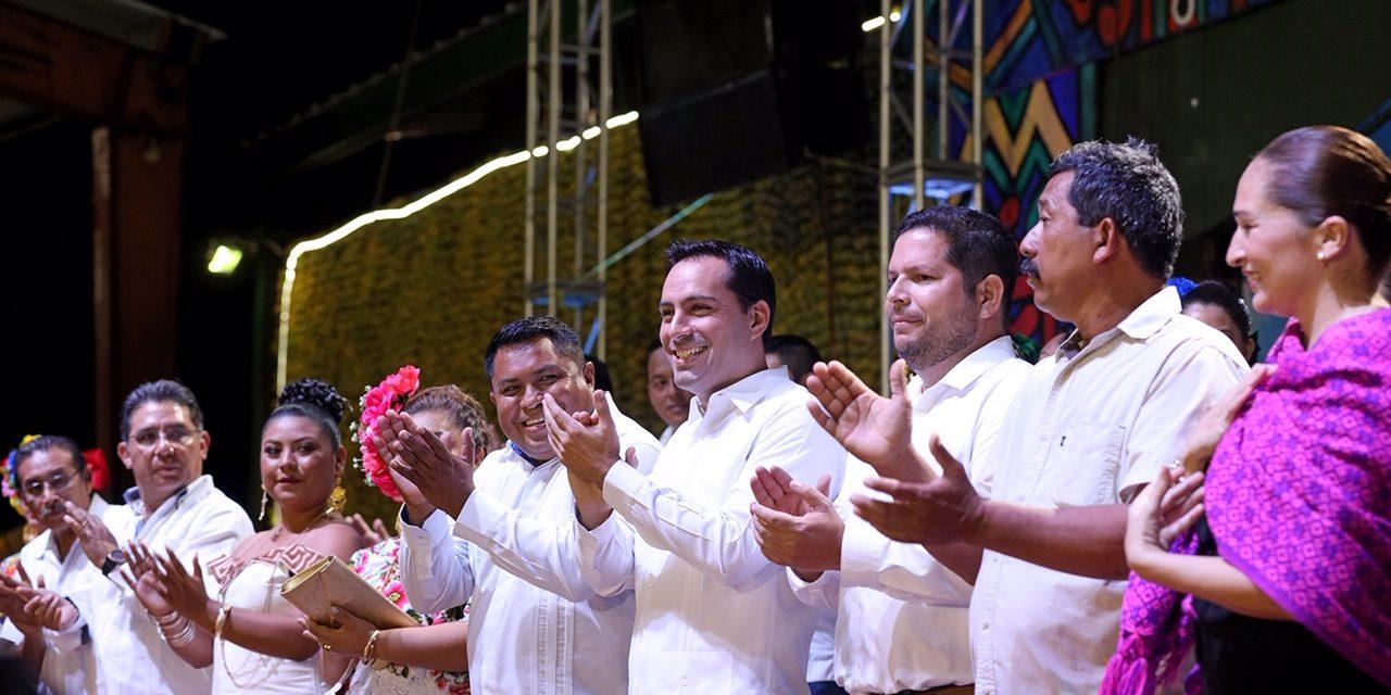 Edición 34 de Feria de la Naranja en Oxkutzcab