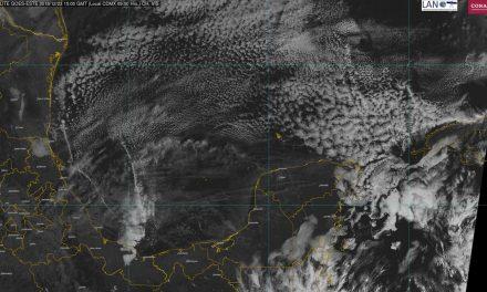 Otra vez 5 grados en localidades del sur de Yucatán