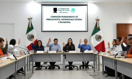 Comienza en Congreso Yucatán análisis del paquete fiscal 2019