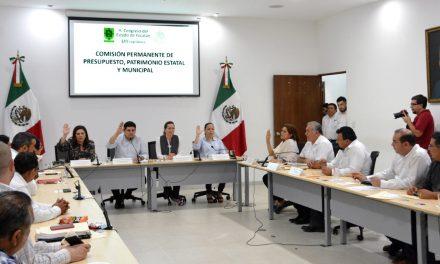 Al pleno de Congreso este domingo, Presupuesto Yucatán 2019