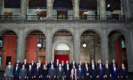 Vila refrenda trabajo coordinado con Gobierno de la República