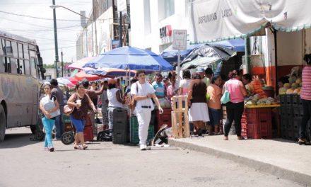 Contra ambulantes: Canaco Mérida demanda extender operativos