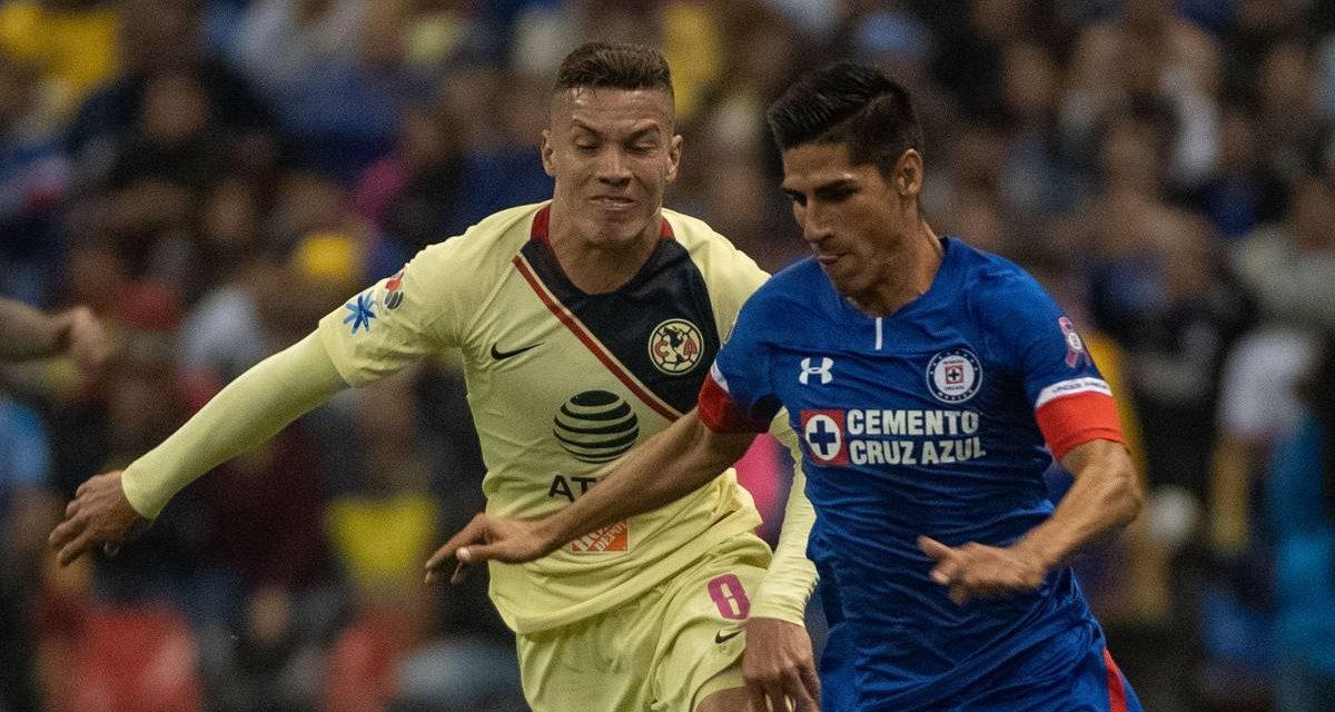 ¿En serio jugaron América y Cruz Azul una final? Dieron pena: 0-0