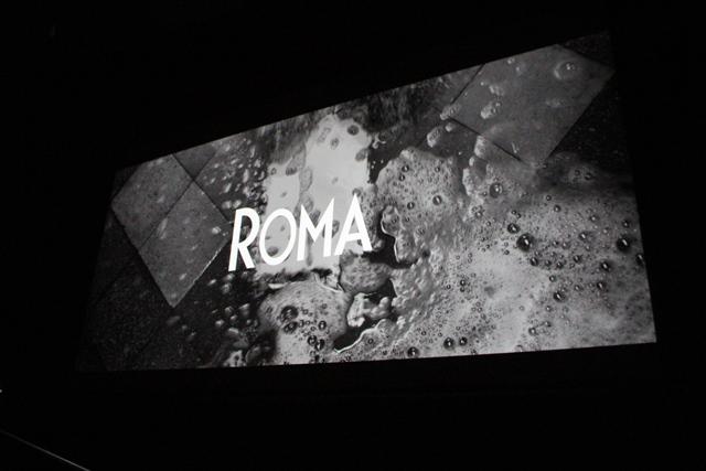 Estrenan Roma, de Alfonso Cuarón, en cines del Centro de ConvencionesYucatán Siglo XXI