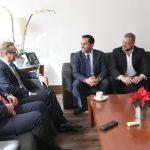 Se reúne Mauricio Vila con diputados por presupuesto federal 2019