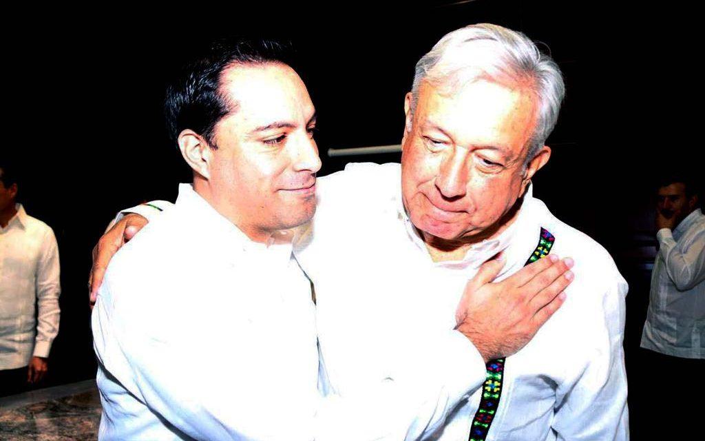 Nuevo encuentro de Mauricio Vila con López Obrador