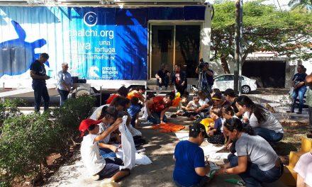 Llegará a Mérida contenedor marítimo ECOntainer de educación ambiental