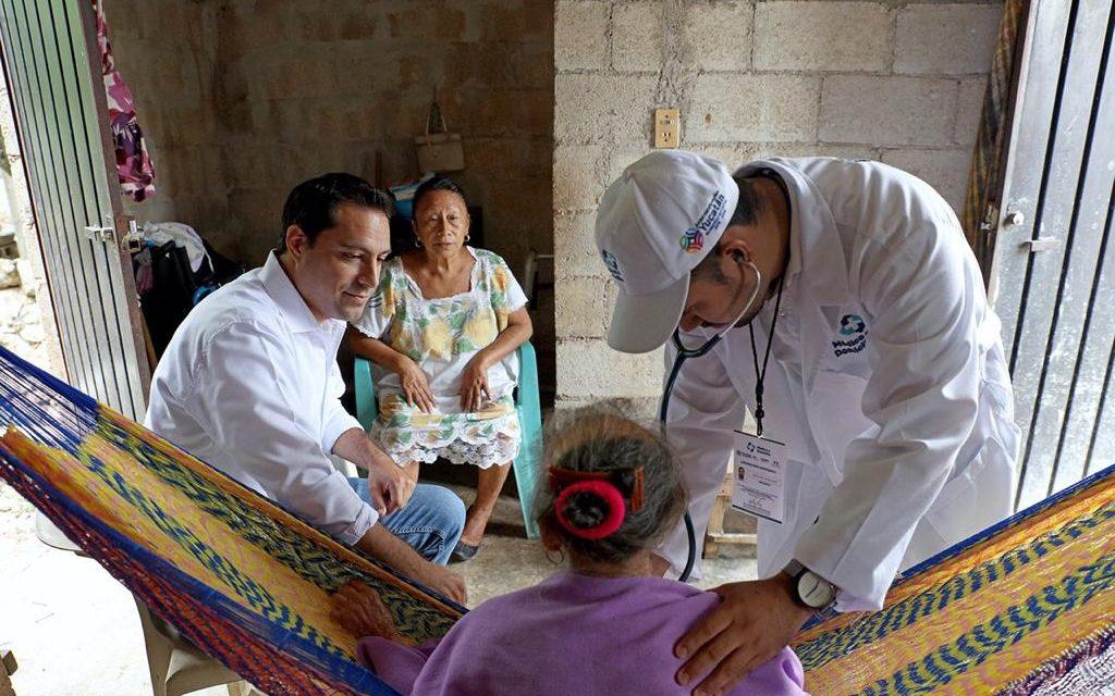 """Médico a domicilio"" supera la meta de familias atendidas en su primera etapa"