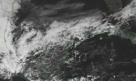 Tras débil frente frío, otra vez calor y escasa lluvia en Península de Yucatán