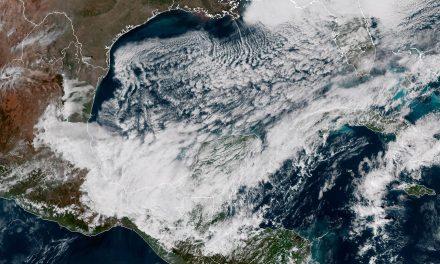 Frente frío: hasta 8 grados en algunas zonas de #PenínsuladeYucatán