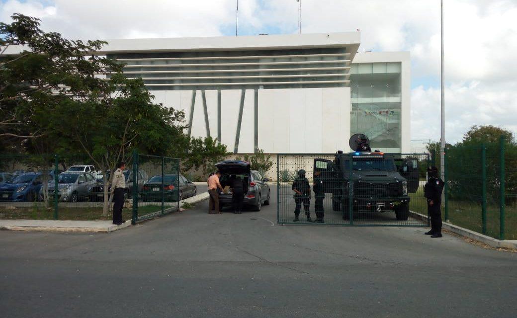 """En penal de Mérida """"El Chelelo"""", camino al juez de control"""