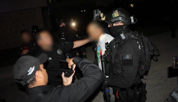 """Liberan y recapturan a """"El Chelelo""""; llevado por PGR a CdMx"""