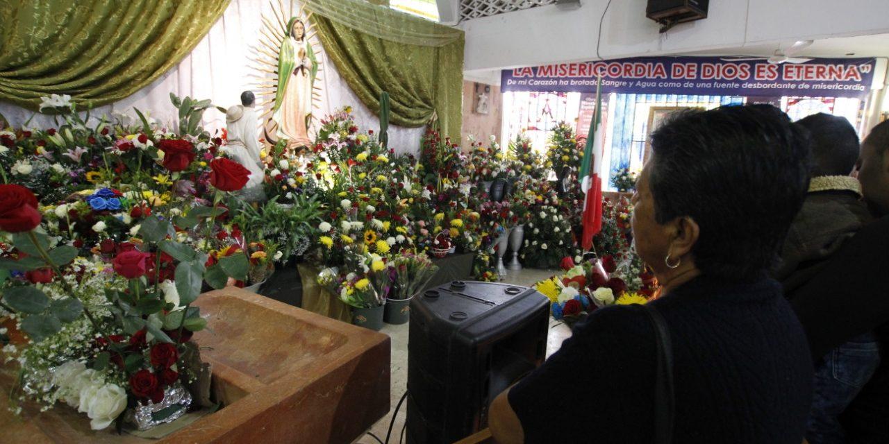 Aleja violencia a guadalupanos en Cancún (Video)