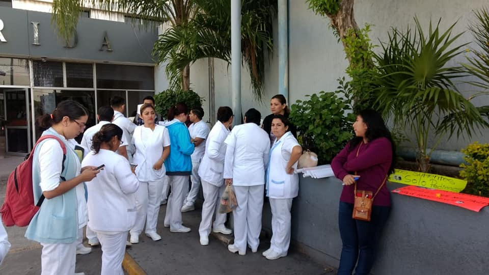 Incumple ISSSTE pago salarial a suplentes desde hace 7 meses