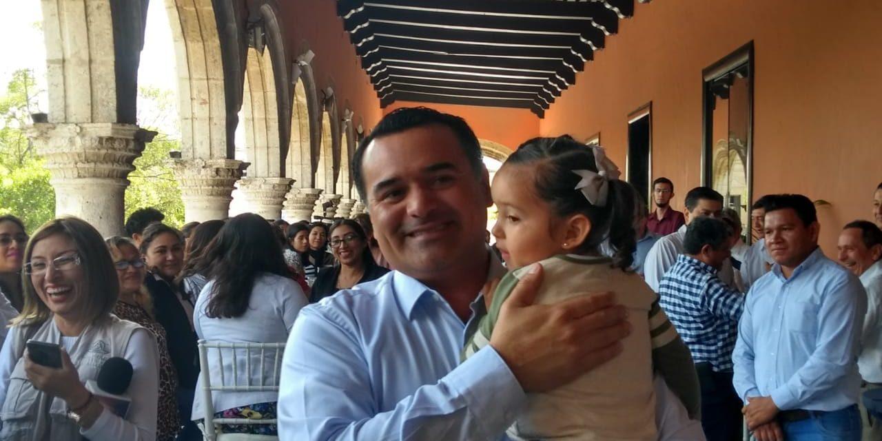 En mensaje por Navidad, alcalde de Mérida pide humildad y sabiduría
