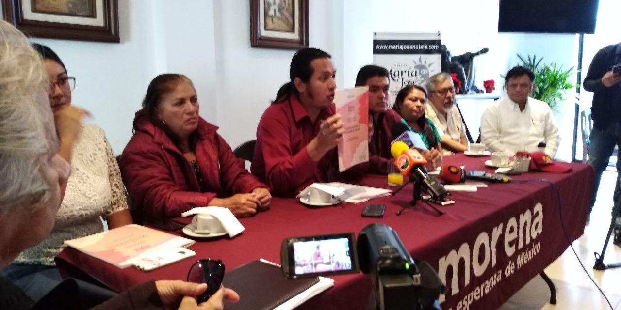 'Molestan' a Morena-Yucatán nombramientos en oficinas federales