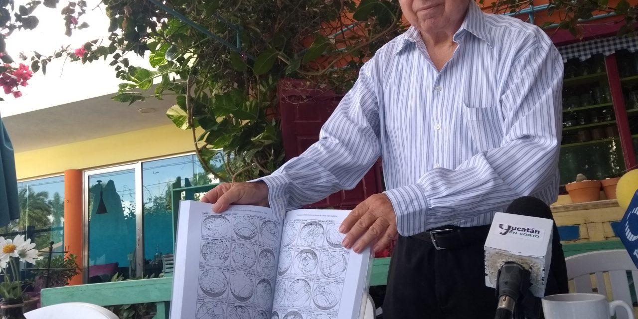 Primer día de 2019 ¡Lluvia de estrellas!; el 6, eclipse solar: Calendario astronómico 2019 en Yucatán