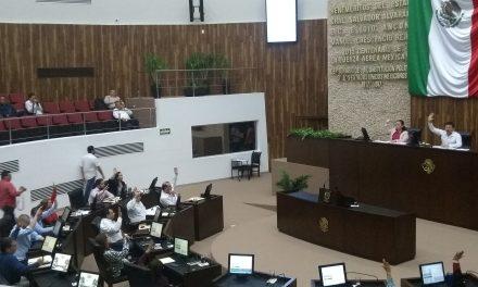 'Faltistas' y fractura priísta, lo más sonado en Congreso Yucatán