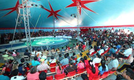 Cierra Feria Yucatán en X'matkuil con más de dos millones de visitantes