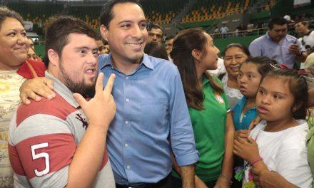 Publican decreto de lnstituto para Inclusión de Personas con Discapacidad en Yucatán