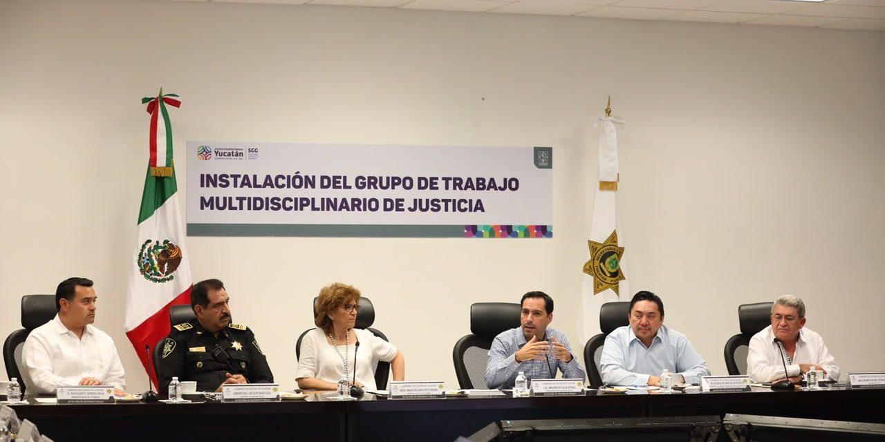 Coordinación, para un eficaz combate a la impunidad