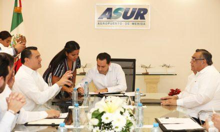 Yucatán se consolida como importante destino aéreo