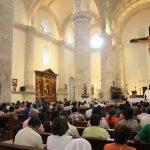Arzobispo pide 'alinearse' con AMLO a favor de los pobres