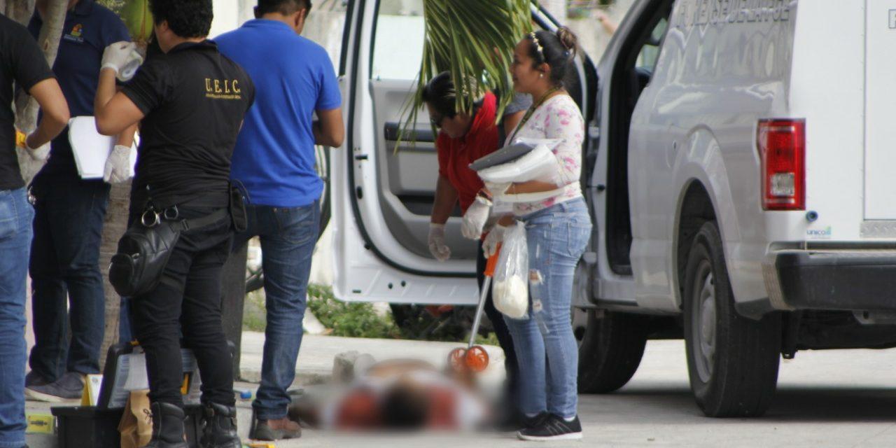 Dos ejecutados en Cancún previo a la Nochebuena