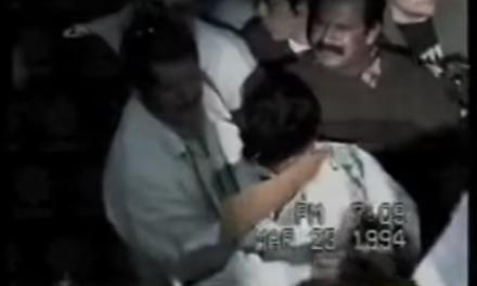Este es el video inédito del asesinato de Luis Donaldo Colosio
