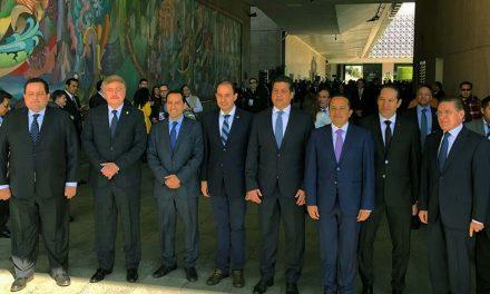 Asiste Vila a investidura de López Obrador como presidente