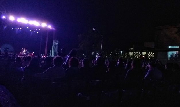 Crónica breve del concierto de '¿esa quién es?', que empezó 2 veces (video)