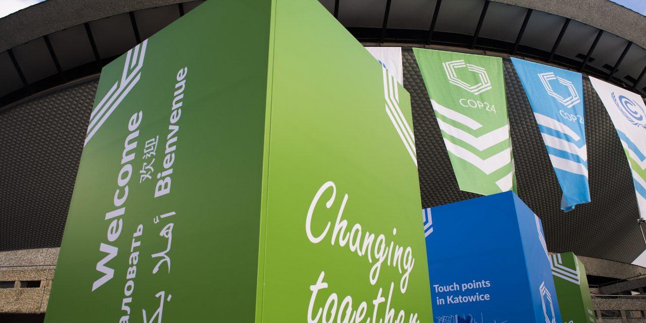 Viaja Vila a Polonia a conferencia sobre cambio climático