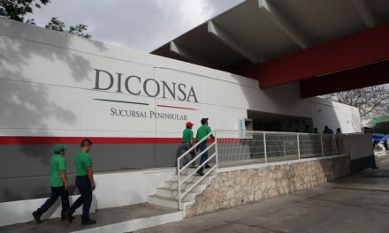 Xavier Abreu Sierra asume Diconsa Peninsular
