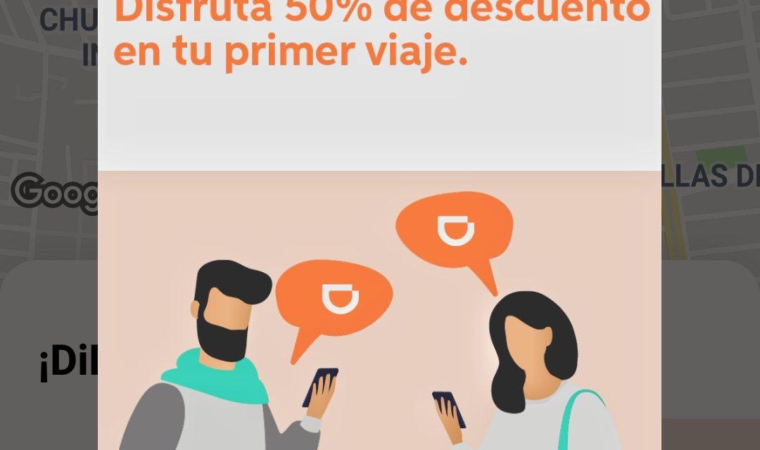 DiDi, competencia de Uber, llegó hoy a Mérida ¿ya te subiste?