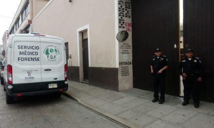 La sorprendió la muerte en estacionamiento del centro de Mérida