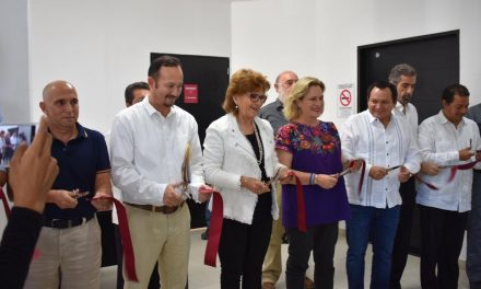 Intentan traer 'amorosamente' a 6,000 familias a Mérida por nueva sede Semarnat (video)
