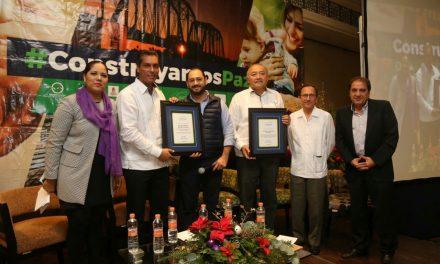 Agrupación de Sinaloa distingue a Mérida como ciudad pacífica