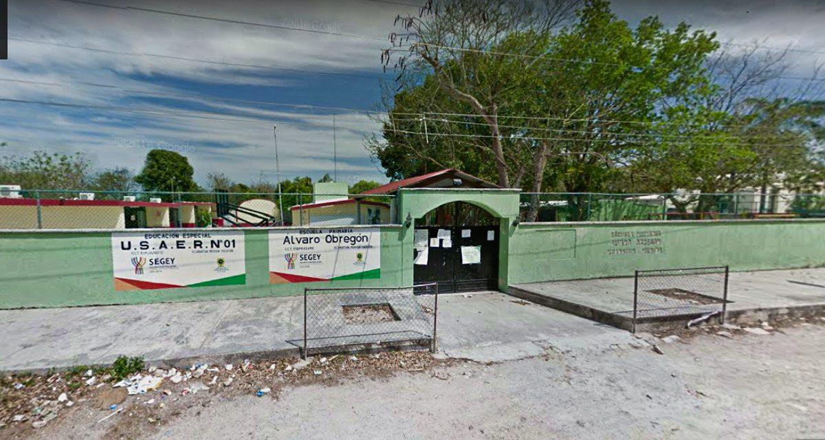 'Devuelven' apoyo psicológico a niño 'torturado' en escuela pública de Mérida