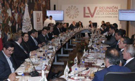 Polevnsky a gobernadores: 'No canten victorias que no han tenido'