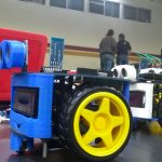 Desarrollan en Mérida robots capaces de recolectar basura
