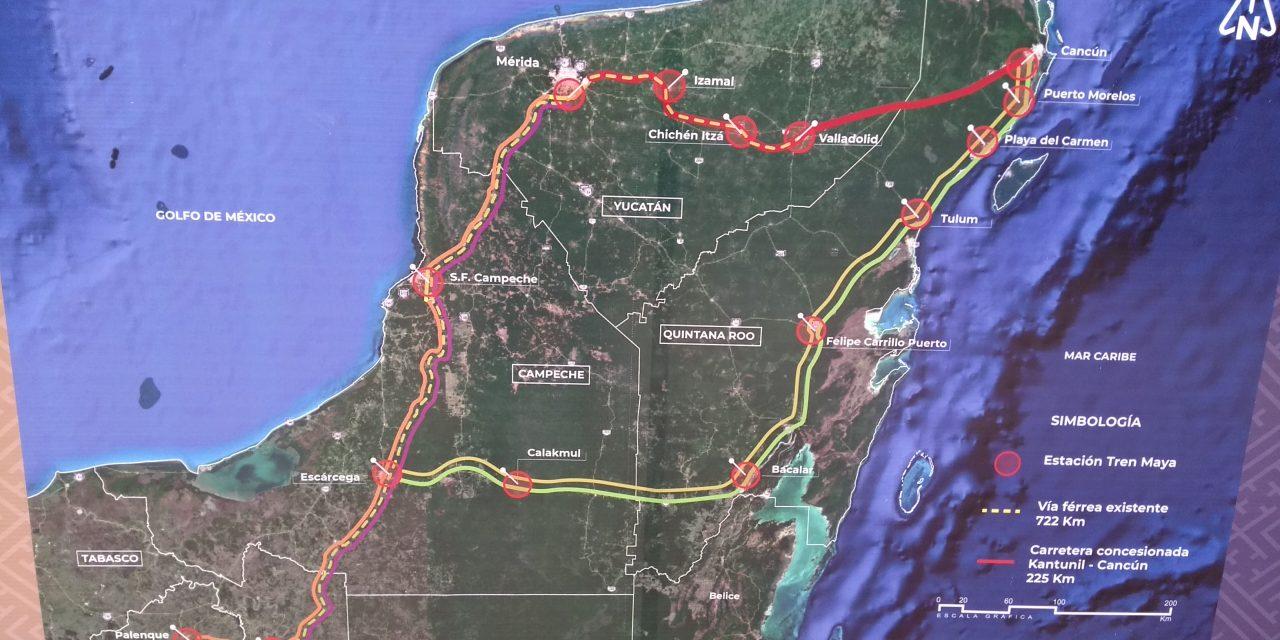 Tren Maya protegerá biodiversidad y cultura de pueblos originarios